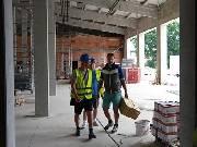 Stavba šumperské hasičské stanice jde do finále. Podívejte se
