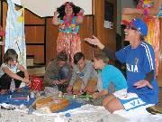 Děti v Lesnici procestovaly Evropu, bavily se a ochutnávaly na Dni jazyků