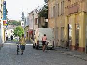 Ulice v centru Mohelnice čeká omlazovací kúra