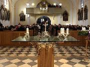 Připomínal skladiště, dnes opravený kostel opět slouží Zábřežanům