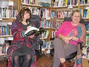 Dolores Baťová představila v Šumperku knihu