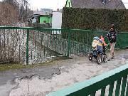 Velká proměna v údolí Desné: rozšíří koryto, přestaví mostky