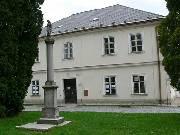 Z vězení upáleného děkana Lautnera se stala galerie