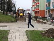 Oprava sídliště v Jeseníku se zřejmě prodraží a protáhne