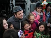 Voxel a Radečci zahráli Šumperanům i dětem z domovů