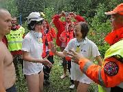 V Jeseníkách startuje záchranářská soutěž Rallye Rejvíz