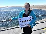 Dlouhé Stráně odměnily miliontého návštěvníka, je jím školačka Anička