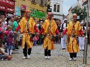 Čína, Alžír, Francie – i folklor z těchto zemí servírovali tanečníci